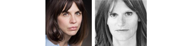 Kate Hardie & Gwyneth Strong