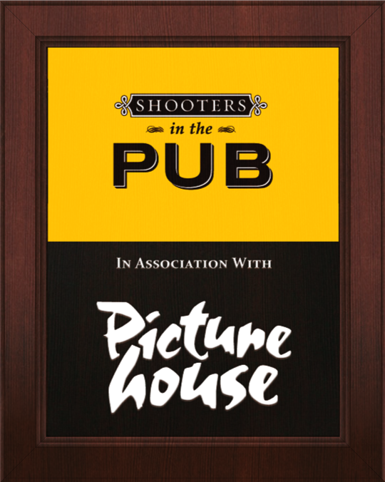 Shooters in the Pub in association with Picture House
