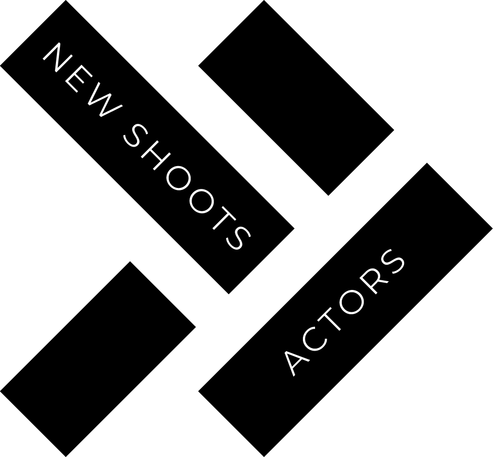 New Shoots:ACTORS Logo
